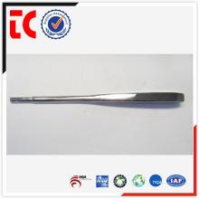 Haute précision de précision en zinc moulé en fonte OEM en Chine 2015 Hot ventes Partie de stéthoscope poli pour appareil médical