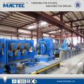 Melhor serviço industrial comercial automática ângulo máquina de ferro