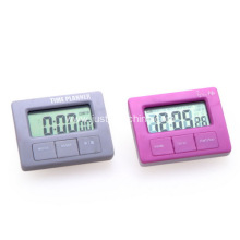 Promotional Plastic Square Shaped Timer with Holder