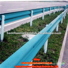 Powder coated highway W-Beam corrugated beam barrier(Manufacture)