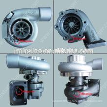 PC400-8 PC450-8 KTR90-332E S6D125 parte del motor diesel 465105-0010 PC400-8 Turbocompresor