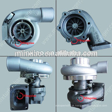 PC400-8 PC450-8 KTR90-332E S6D125 parte do motor diesel 465105-0010 PC400-8 Turbocompressor