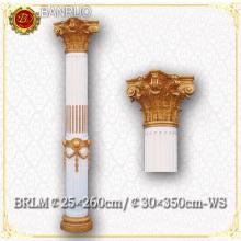 Banruo Fiberglas römische Säule für den Bau