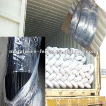 Alambre galvanizado / alambre recocido negro