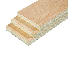 1220*2440mm commercial okoume bintangor face veneer plywood supplier from china