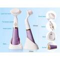 Novo Design elétrico rosto lavar a escova com escova Facial Ce