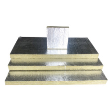Sound Absorbing Rock Wool Board with Aluminium Foil