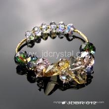 Bracelete de cristal bonito para presente de amor