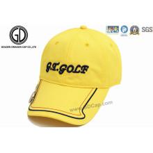 2016 Nuevo casquillo de golf del béisbol del sombrero de los deportes del bordado del estilo