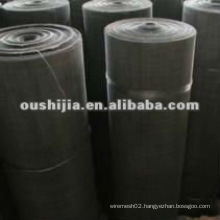 Good value black vinyl coated hardware cloth(directly from factory)