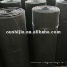 Хорошая стоимость ткани с черным виниловым покрытием (непосредственно с завода)