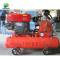 Mining Air Compressor with Jack Hammer