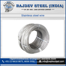 Good Quality Stainless Steel Wire at Factory Price