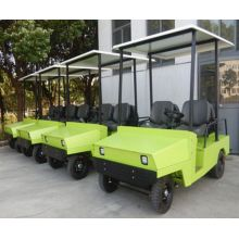 Electric Patrol and Towing Dual-purpose Vehicle
