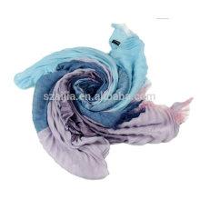 Echarpe en mousseline polyester
