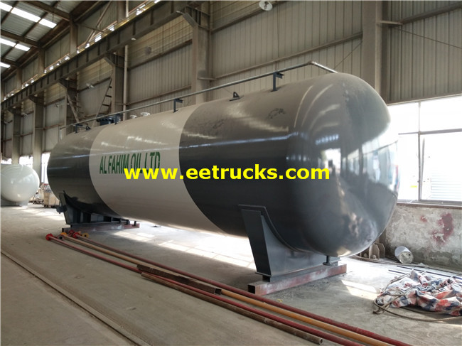 ASME 50ton LPG Storage Tanks