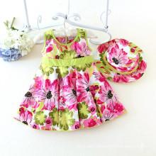 Babymütze Hut / Kappe / Kinder Mädchen haps Kappen / zwei Seiten tragen