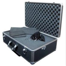 Caja de herramientas de aleación de aluminio exquisita