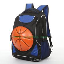 Multifunctional Sport Football Backpack Bag (YSBP00-0144)