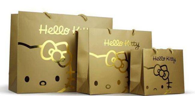 golden foil paper bags (3)
