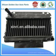 Radiateurs à cuivre pour les véhicules GAZ P53-8101060
