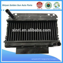 Copper heating radiator for GAZ vehicles P53-8101060