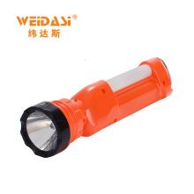 La lampe de poche solaire la plus puissante WD-521 Torche rechargeable