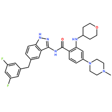High quality API Entrectinib  CAS 1108743-60-7