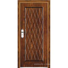 Турецком стиле стали деревянные бронированные двери (ЛТК-A501)