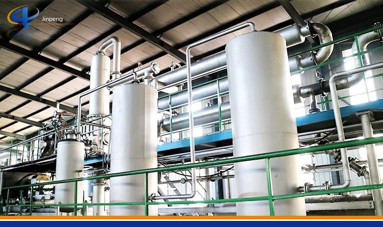 Pyrolysis Plant Pyrolysis Oil
