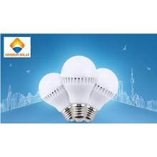 Brilho de alta potência Branco 5W E27 Luzes de bulbo do diodo emissor de luz