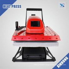 Video Inside HP3805 Lowest Price Small Custom Shoes Heat Press Machine