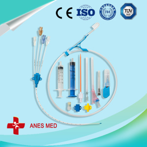 Quad Lumen Central Venous Catheter kit