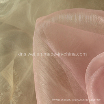 Organza/Tulle/Voile/Pearl Fabric