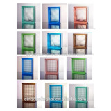 China 190x190x95mm Colored Glass Brick Price/ High quality glass blocks