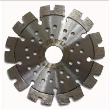 Outil de coupe à lames de scie circulaire à diamant