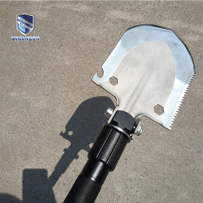stainless steel shovel details