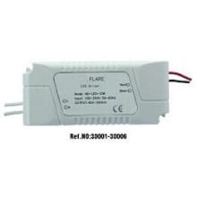 30001 ~ 30006 controlador de voltaje constante LED IP22