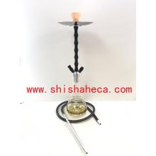 De Buena Calidad Cachimba al por mayor de Shisha del tubo de Nargile de aluminio al por mayor