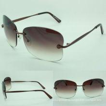 женские солнцезащитные очки без оправы (32088 с1-613)