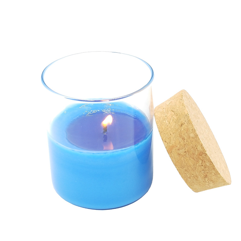 Cork Lid Candle 5
