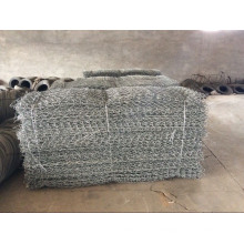 Galvanized and PVC Coated Gabion