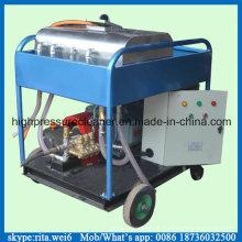 Machine électrique de soufflage de sable de l'eau à haute pression 500bar