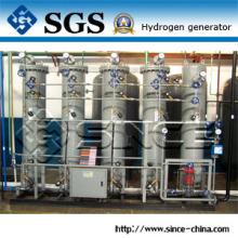 Sistema de generación y purificación de PSA H2 con calidad CE
