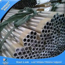 6061 T4 Tubes ronds en aluminium pour la construction