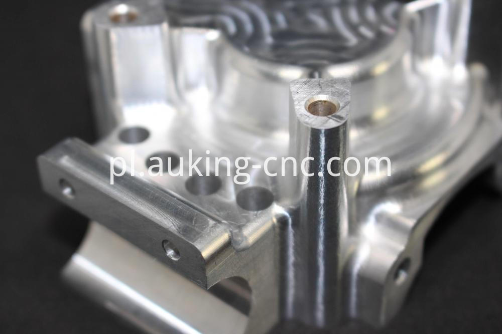 Precision Aluminium housing