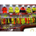 simple safety vest orange cheap yellow traffic accident ansi 100% polyester mesh fabric motorcycle reflective vest