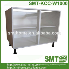 EUROPEAN STYLE MELAMINE CHIPBOARD KITCHEN CABINET CARCASS