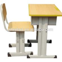Luoyang Steelart chaise d'étudiant en bois malaisie