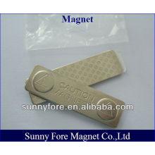 badge magnétique nominatif